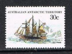Australian Antarctic Territory SG46 1979 Definitive 30c Unmounted Mint [16/14929/6D] - Australian Antarctic Territory (AAT)