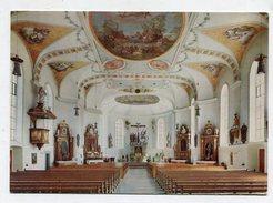 CHRISTIANITY - AK293100 Weiler Im Allgäu - Kath. Pfarrkirche St. Blasius - Kirchen Und Klöster