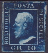 ASI SICILIA 10 Gr. N.12 Usato - Sicilia