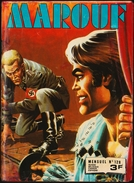 MAROUF  - Mensuel N° 128 - Éditions Imperia - ( 1979 ) . - Bücher, Zeitschriften, Comics