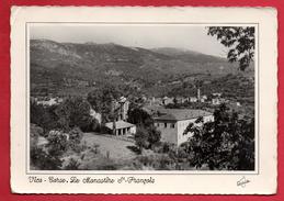 20. Corse, île De Beauté. Vico , Nesa. Le Monastère Saint François. 1955 - Sonstige Gemeinden