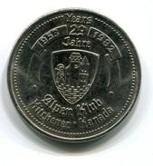 1982 KItchener-Waterloo Canada Oktoberfest $1 Token - Monetary /of Necessity