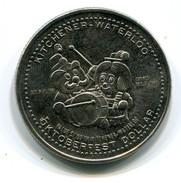 1981 KItchener-Waterloo Canada Oktoberfest $1 Token - Monetary /of Necessity