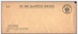 Gran Bretagna/Great Britain/Grande-Bretagne: Franchigia Postale, Free Post, Franchise Postale - Servizio