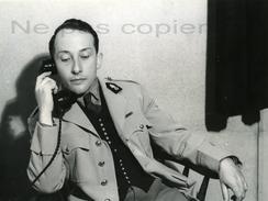 PIERRE-OLIVIER LAPIE Gouverneur Du TCHAD 1942 FFL WWII - Guerre, Militaire