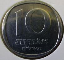 Israel - 1978 - 10 Agorot - KM 26b - XF - Israel