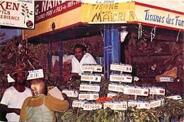 -cpsm -ref :T610- Ile Maurice - Mauritius - Vendeur De Tisanes Au Bazar De Port Louis -carte Bon Etat  - - Mauritius