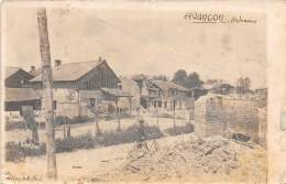 08 - ARDENNES / Avançon - Carte Photo - Beau Cliché - Défaut (traces) - Otros Municipios