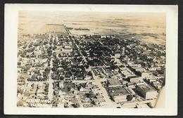 ELLENDALE Carte Photo Aerial View U.S.A. (ND) - Autres