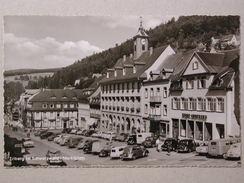 Opel Olympia, Lieferwagen, Lloyd LS400 Kombi, Messerschmitt KR, VW 1200 Coccinelle Käfer, Bus T1, Citroen 2CV, Triberg - PKW