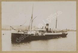 (Bretagne) Un Bateau Vers 1900. Le Frascati. - Schiffe