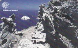 Ascension, ASC-C-?,  Boatswain Bird Island, 2 Scans.