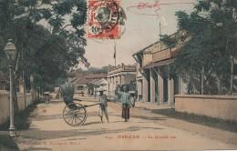 G12 - VIËT-NAM - DAP-CAU - La Grande Rue - Lettres & Documents