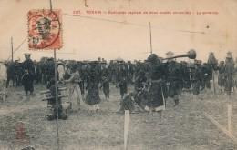 G12 - VIËT-NAM - TONKIN - Exécution Capitale De Deux Pirates Annamites - La Sentence - Lettres & Documents