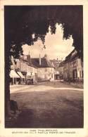 57 RARE PHALSBOURG ENTREE EN VILLE PAR LA PORTE DE FRANCE / 5422 EDITION BRAUN - Phalsbourg