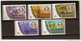 Burundi 1987 OBCn° 954-58 *** MNH Cote 55 Euro Communauté  Economique Des Pays Des Grand Lacs - 1980-89: Neufs