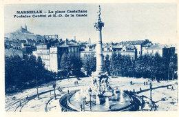 Marseille La Place Castellane Fontaine Cantini ND De La Garde - Castellane, Prado, Menpenti, Rouet