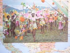 Carnival In Trinitad - Trinidad