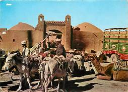 -cpsm -ref :T583- Afghanistan  - Carte Bon Etat   - - Afghanistan