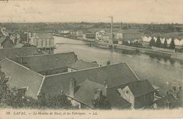 Laval - Le Moulin De Bootz Et Les Fabriques - Laval