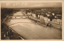 Laval - Vue Générale Vers Le Viaduc - Laval