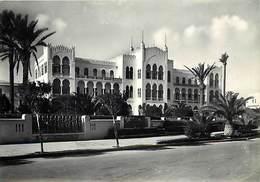 -cpsm -ref :T577-libye - Libya - Tripoli - Grand Hotel - Carte Bon Etat  - - Libye