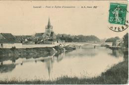 Laval - Pont Et Eglise D' Avesnières - Laval