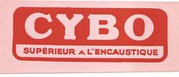 BUVARD ENCAUSTIQUE CYBO - Blotters