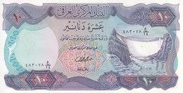 IRAQ 10 DINARS 1973 P- 65 UNC */* - Iraq