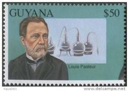Louis Pasteur, Rabies Vaccine, Asymmetry Of Crystals, Chemistry, Microbiology, Health, Disease, MNH Guyana - Louis Pasteur