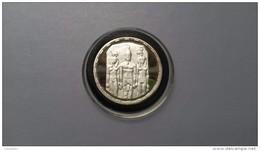 "EGYPTO 5 LIBRAS PLATA 999ml 1993 PROOF "" MENKAURE TRIAD"" 22,5g   Km#746 - Aegypten"