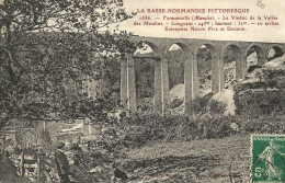 50 - FERMANVILLE Le Viaduc - France