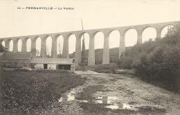 50 - FERMANVILLE -  Le Viaduc - France