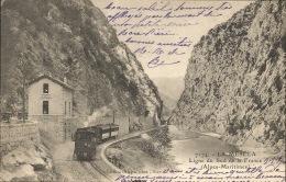 06 - LA MESCLA  -Ligne Du Sud De La France - France