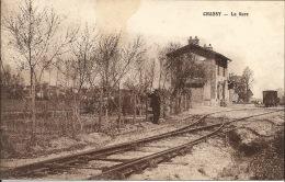 89 - CHASSY - La Gare - France