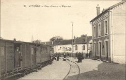 89 - AUXERRE -  Gare D'Auxerre Migraine - Auxerre