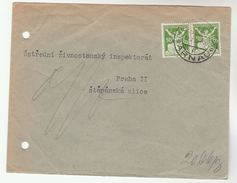 1925 CZECHOSLOVAKIA Stamps COVER - Covers & Documents