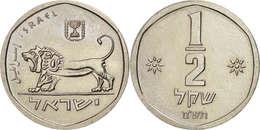 Israel - 1980 - 1/2 Sheqel - KM 109 - VF - Israel