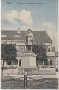 PILLAU - NOW BALTIYSK - RUSSIA -  Denkmal Des Groben Kurfursten - Feldpost - Postally Used 13.06.16 - WW1 - - Russia
