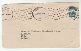 1940s SOUTH AFRICA  Stamps COVER To USA - South Africa (...-1961)