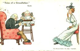 COMIC - TALES OF A GRANDFATHER - WRENCH 1904 - Comics