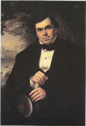 "RUSSIA - RUSSIE - RUSSLAND Zavaruev ""Portrait Of Merchant Hludov"" - Andere Beroemde Personen"