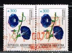 Argentinien 1989, Michel# 1982 O     Blumen - Argentinien