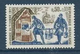 "FR YT 1671 "" Journée Du Timbre "" 1971 Neuf** - Unused Stamps"