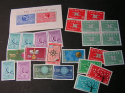 Europa Lot  ** MNH - Briefmarken