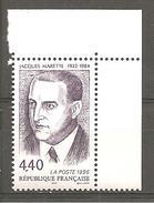 Timbre FRANCE ** 1996 N° 3015 Y.T- Hommage à Jacques Marette - Frankreich
