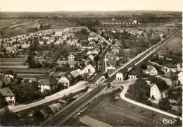CPA-1955-67-GEISPOLSHEIM-GARE-Le QUARTIER De La GUERRE-TBE - Frankrijk