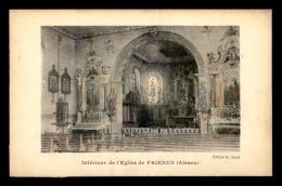 68 - FRIESEN - INTERIEUR DE L'EGLISE - France