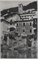Gandria - Lagi Di Lugano - Ristorante Crivelli - Photo: Ditta Mayr - TI Tessin