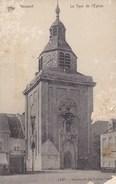 Nieuwpoort, Nieuport, La Tour De L'Eglise (pk31926) - Nieuwpoort